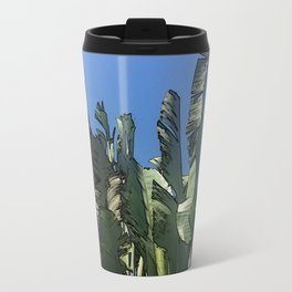 Dominican Palms Travel Mug