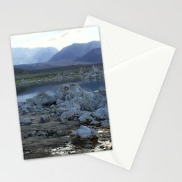 Petrified Springs Mono Lake Stationery Cards