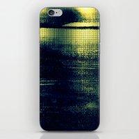 metallic iPhone & iPod Skins featuring metallic by agnes Trachet