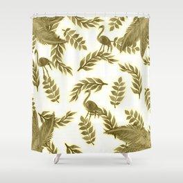FLAMO Shower Curtain
