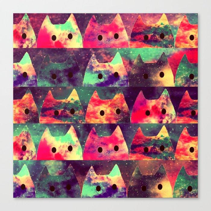 cats-131 Canvas Print