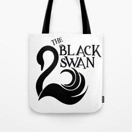 The Black Swan Tote Bag