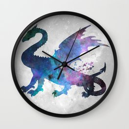 Galaxy Series (Dragon) Wall Clock