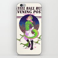 jjba iPhone & iPod Skins featuring JJBA :: Diego Brando Ver.1 by Magnta