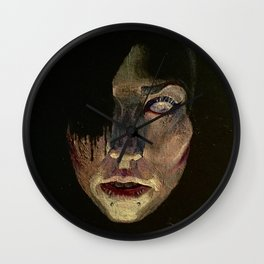 Purge Your Mind Wall Clock
