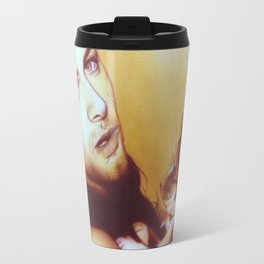 'And the Animals are Trapped, They've All Become My Pets' Travel Mug