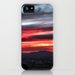 The day that could be iPhone Case