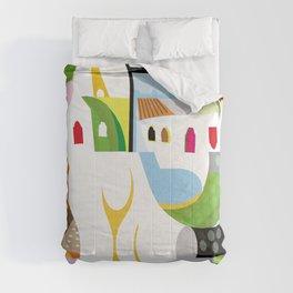 Beach House Comforters