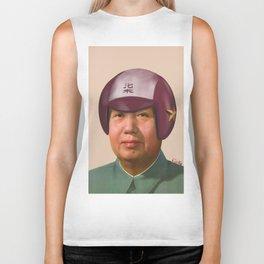Helmet Mao Biker Tank