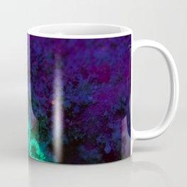 Glowing anemone family Coffee Mug