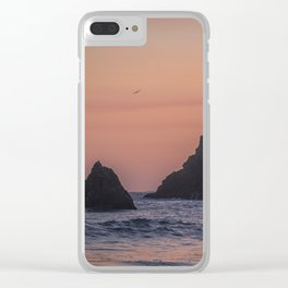 A Place To Call Home Clear iPhone Case