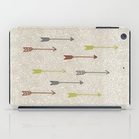 brave iPad Cases featuring BRAVE by Lex Bleile