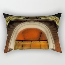 The Vintage Street - A Old Montreal Street Rectangular Pillow