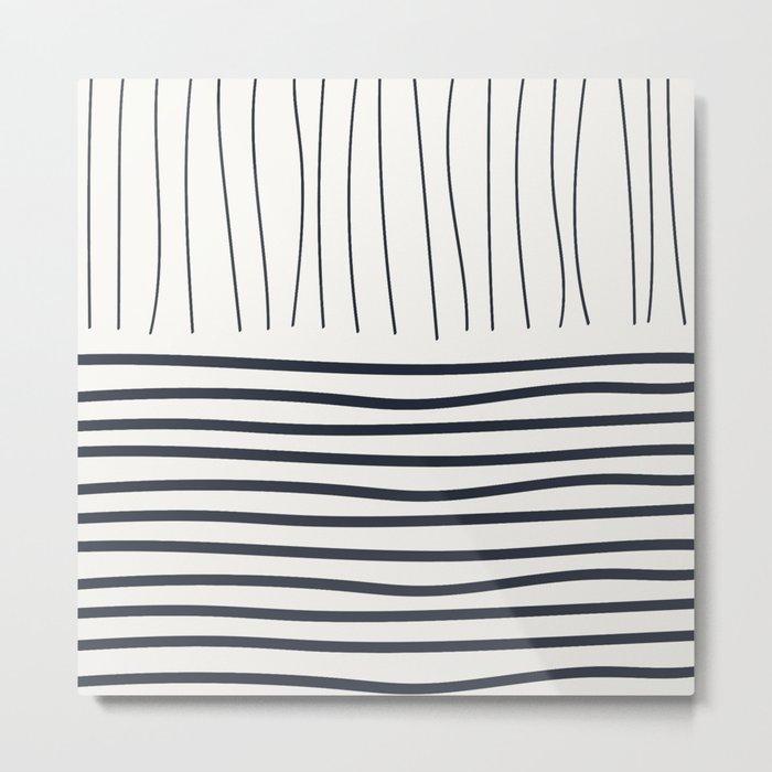 Coit Pattern 75 Metal Print