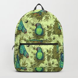 Parrots & Weeds Backpack