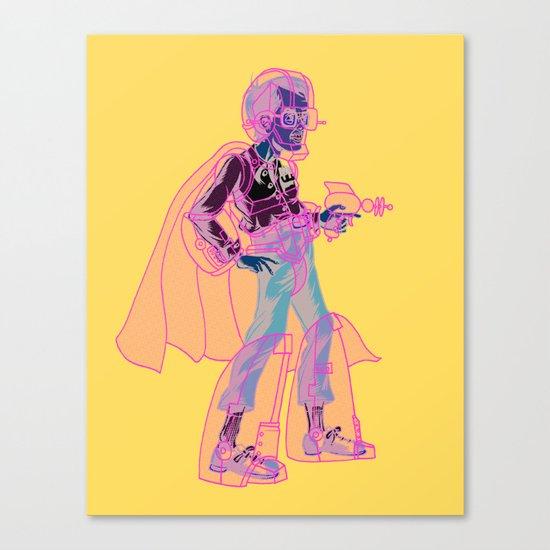 Superior Imagination Canvas Print