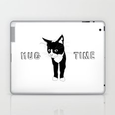 Hug Time Kitty Cat Laptop & iPad Skin