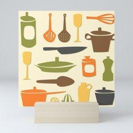 Kitchen Mini Art Print