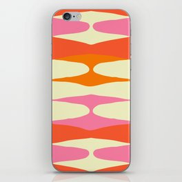 Zaha Sixties iPhone Skin