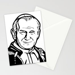 Ioannes Paulus II Wojtyla Stationery Cards