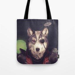 Star Team - Wolf Tote Bag