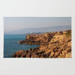 The sea coast Rug