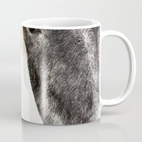 horses Mugs featuring Horses by MarianaLage
