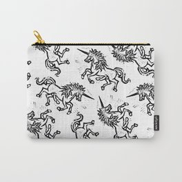 Unicorns Gathering Carry-All Pouch