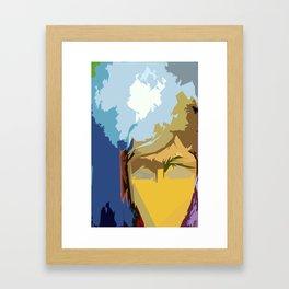 See Me if you can II Framed Art Print