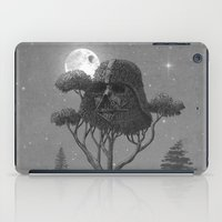 dark side iPad Cases featuring Dark Side of The Forest  by Terry Fan