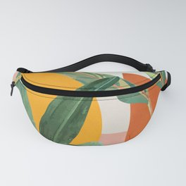 Leaf Design 03 Fanny Pack