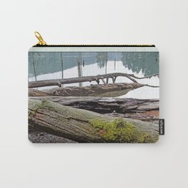 FALLEN TREES ALONG MOUNTAIN LAKE TRAIL Carry-All Pouch