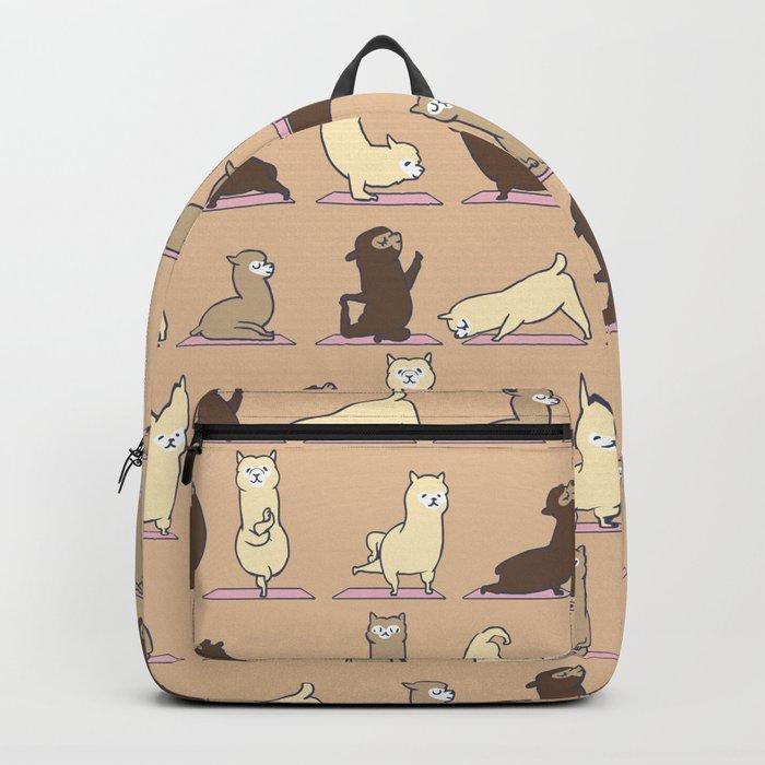 ALPACA YOGA Backpack