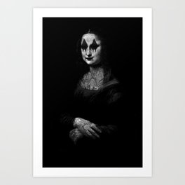 Monacifer Art Print