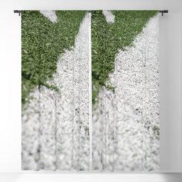 Football Lines Blackout Curtain