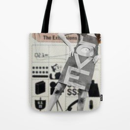 LOVE + Understanding  Tote Bag