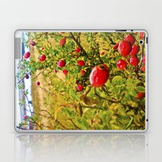 Nature red and green. Laptop & iPad Skin