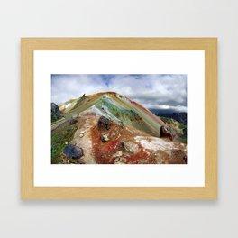 Landmannalaugar I Framed Art Print