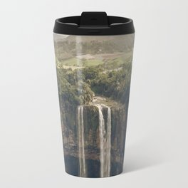 Waterfall 03 Travel Mug