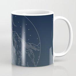 Mt. Stuart Coffee Mug