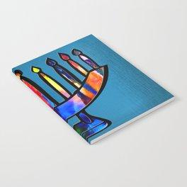 Happy Hanukkah! Notebook