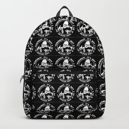 """Remember, it's not a lie if you believe it!"" Backpack"