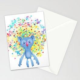 Sleepy Bear Stationery Cards