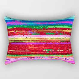 dubstep substitution Rectangular Pillow