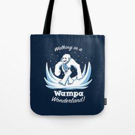 Walking in a Wampa Wonderland Tote Bag