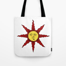 Praise the sun Tote Bag
