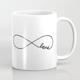 Endless Love Coffee Mug