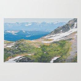 Alpine Mosses Rug