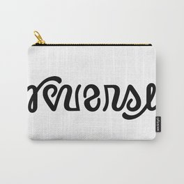 REVERSE ambigram Carry-All Pouch