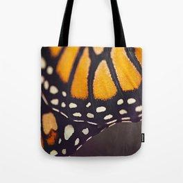 Monarch Study #4 Tote Bag